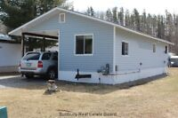 OPEN HOUSE -- Move in ready mobile home in Espanola