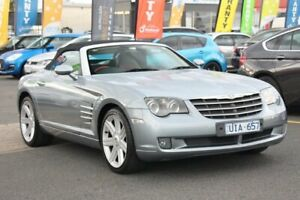 2005 Chrysler Crossfire ZH MY2005 Silver 5 Speed Sports Automatic Roadster Cheltenham Kingston Area Preview
