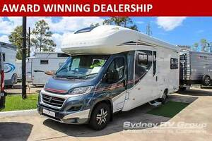 AT40063 Autotrail Scout Hi-Line Automatic 5 Star Luxury Penrith Penrith Area Preview
