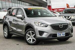 2013 Mazda CX-5 KE1031 MY14 Maxx SKYACTIV-Drive AWD Grey 6 Speed Sports Automatic Wagon Cannington Canning Area Preview