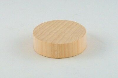 Wooden Drill Blocks For Challenge Paper Drill 2.5x 34 - Round 1 Dozen
