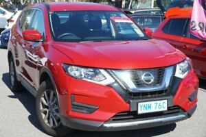 2018 Nissan X-Trail T32 Series II ST X-tronic 2WD Ruby Red 7 Speed Constant Variable Wagon Phillip Woden Valley Preview
