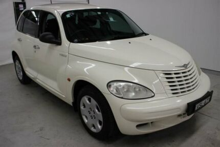 2004 Chrysler PT Cruiser PG MY2005 Classic White 4 Speed Automatic Wagon