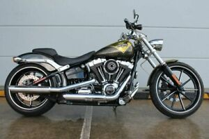 2013 Harley-Davidson FXSB Softail Breakout Kunda Park Maroochydore Area Preview