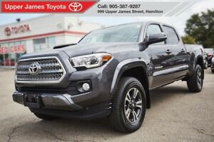 2016 Toyota Tacoma TRD Sport Package!!