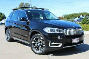 2014 BMW X5 F15 xDrive30d Black 8 Speed Sports Automatic Wagon Noosaville Noosa Area Preview