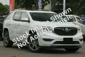 2019 Holden Acadia AC MY19 LTZ-V 2WD White 9 Speed Sports Automatic Wagon