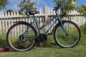 Giant green Ladies bike 15 speeds good working order South Melbourne Port Phillip Preview