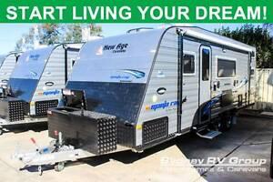 A30626 Manta Ray 19BC SPECIAL EDITION Family Triple Bunk Van Penrith Penrith Area Preview