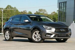 2016 Infiniti Q30 H15 GT D-CT Silver 7 Speed Sports Automatic Dual Clutch Wagon Springwood Logan Area Preview