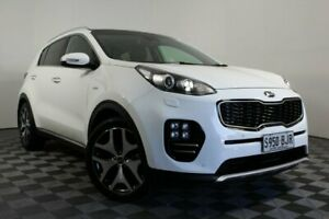 2015 Kia Sportage QL MY16 Platinum AWD White 6 Speed Sports Automatic Wagon Wayville Unley Area Preview
