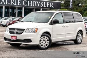 2013 Dodge Grand Caravan ***SXT MODEL***FULL STOW AND GO***REAR