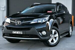 2013 Toyota RAV4 ALA49R GXL AWD Black 6 Speed Sports Automatic Wagon Hendra Brisbane North East Preview