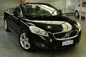2011 Volvo C70 M Series MY12 T5 Geartronic Black 5 Speed Sports Automatic Convertible Myaree Melville Area Preview