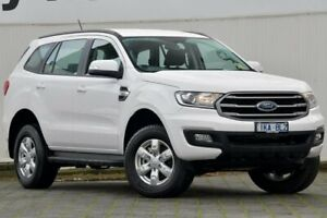 2018 Ford Everest UA II 2019.00MY Ambiente RWD White 6 Speed Sports Automatic Wagon Dandenong Greater Dandenong Preview