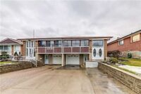 3+1 Bdrm Raised Bungalow In The Heart Of Applewood
