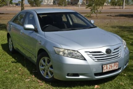 2008 Toyota Camry ACV40R Altise Blue 5 Speed Automatic Sedan Winnellie Darwin City Preview