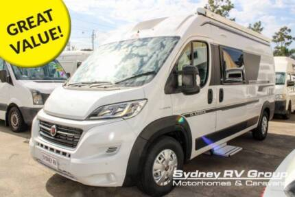 AM035 Adria Twin 600SP High Quality Finish & Designed To Explore Penrith Penrith Area Preview