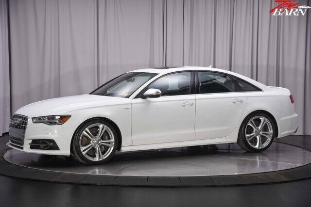Image 1 Voiture American used Audi S6 2016