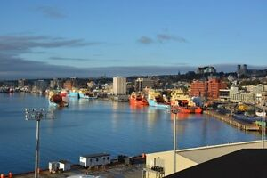 Stunning Harbour Views at an Affordable Price!! A Must See.