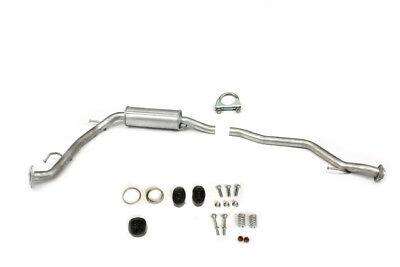 Auspuff Mittelschalldämpfer Honda Jazz II (GD) 1.2 & 1.4 inkl. Montagesatz online kaufen