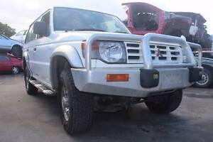 Wrecking a 1996 MITSUBISHI PAJERO for parts Keysborough Greater Dandenong Preview