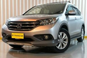2012 Honda CR-V RM VTi-S 4WD Silver 5 Speed Automatic Wagon Hendra Brisbane North East Preview