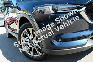 2020 Mazda CX-5 KF4WLA Akera SKYACTIV-Drive i-ACTIV AWD Blue 6 Speed Sports Automatic Wagon Capalaba Brisbane South East Preview