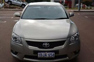 2010 Toyota Aurion GSV40R MY10 Touring Silver 6 Speed Sports Automatic Sedan Gosnells Gosnells Area Preview