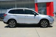 2016 Subaru Forester S4 MY16 XT CVT AWD Silver 8 Speed Constant Variable Wagon Castle Hill The Hills District Preview