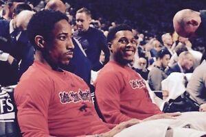 2 TIX – TORONTO RAPTORS – 324/11 – 2016/17 NBA SEASON