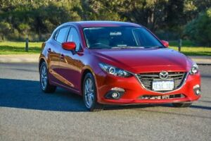 2015 Mazda 3 BM5478 Maxx SKYACTIV-Drive Red 6 Speed Sports Automatic Hatchback Cannington Canning Area Preview