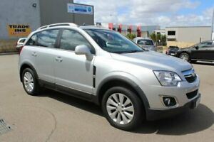 2015 Holden Captiva CG MY15 5 LT (FWD) Silver 6 Speed Automatic Wagon Wangara Wanneroo Area Preview