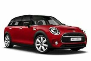 2020 Mini Clubman F54 LCI Cooper S Chilli Red 6 Speed Manual Wagon Darlinghurst Inner Sydney Preview