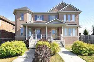 3 bedroom, semi-detached home in Maple, Vaughan for rent!