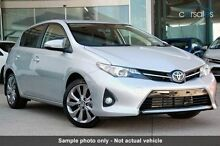2015 Toyota Corolla ZRE182R Levin S-CVT SX Silver 7 Speed Constant Variable Hatchback Croydon Maroondah Area Preview