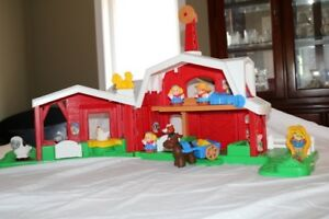 Fisher-Price Little People Farm Set