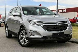 2019 Holden Equinox EQ MY18 LT FWD Silver 9 Speed Sports Automatic Wagon Rockingham Rockingham Area Preview