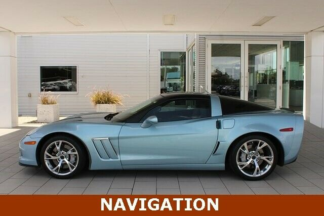 2012 Blue Chevrolet Corvette Grand Sport  | C6 Corvette Photo 6