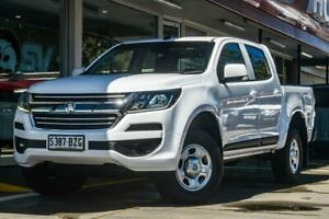 2017 Holden Colorado RG MY17 LS Pickup Crew Cab 4x2 White 6 Speed Sports Automatic Utility Somerton Park Holdfast Bay Preview
