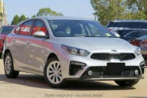 2019 Kia Cerato BD MY19 S Silver 6 Speed Sports Automatic Hatchback Old Reynella Morphett Vale Area Preview