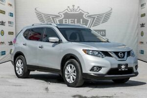 2015 Nissan Rogue SV PANORAMIC SUNROOF BACK-UP CAMERA AWD