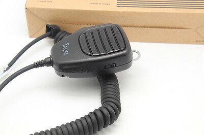 Used, Speaker Microphone HM-118N For ICOM IC-2200H/2100H IC-706MKIIG IC-7000 IC-208H  for sale  Shipping to Canada