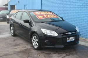 2011 Ford Focus LW Ambiente Black 6 Speed Automatic Sedan Enfield Port Adelaide Area Preview