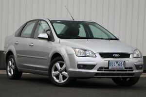 2007 Ford Focus LS LX Silver 4 Speed Sports Automatic Sedan Oakleigh Monash Area Preview