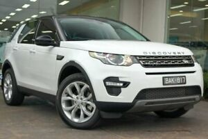 2016 Land Rover Discovery Sport L550 16.5MY SD4 SE White 9 Speed Sports Automatic Wagon Doncaster Manningham Area Preview