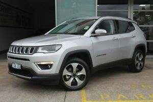 2018 Jeep Compass M6 MY18 Limited Grey 9 Speed Automatic Wagon Hallam Casey Area Preview
