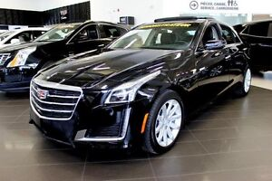 Cadillac CTS Sedan 2.0L Turbo AWD 2016
