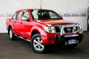 2008 Nissan Navara D40 ST-X (4x4) 6 Speed Manual Dual Cab Pick-up Myaree Melville Area Preview
