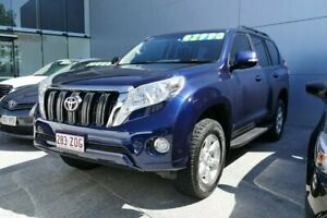 2013 Toyota Landcruiser Prado KDJ150R GXL Blue Sports Automatic Capalaba Brisbane South East Preview